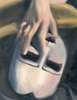Nina Stanley's  painting (of my mask)