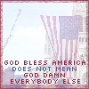 God Bless America by Soraidh