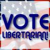 vote libertarian