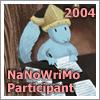 Nanowrimo 2004