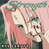 Sakura - Strength and Beauty