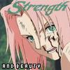 Sakura - Strength and Beauty