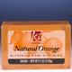 soap, orange