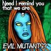 Evil Mutants
