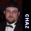 Chaz in Tux