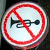 no horns