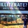 Jen Gagne: illiterate