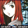 Curiouser and curiouser ~ Mamimi