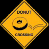 donut crossing