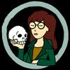 Daria: skull