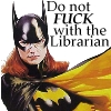 Batgirl Librarian