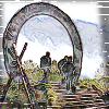 Mal: sg1 gate by dierne