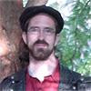 Fenwick Kaidevis Rysen: Fenwick at GGP Dawn Redwoods (closeup)