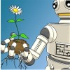 Robot affection