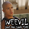weevil love you long time