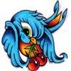 Blue Bird of Cherry  // Unknown