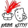 beaureguard: byebye kitty