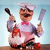 Mysterious Echo: Swedish chef