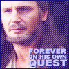 Qui-Gon/Forever on Quest