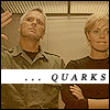 we are all islands - in a common sea.: [sg1] quarks