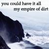 Carla M. Lee: empire of dirt