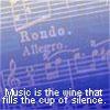 Studio - Music is the wine...