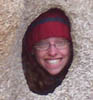 judi in a hole