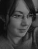 polu profil crnobeli