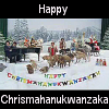 Happy  Chrismahanukwanzaka!