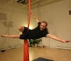 the man who sailed around his soul: Me - On Silks