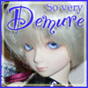 Kalila - so very demure