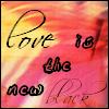 love is black; pinkperfume