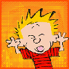 Calvin - *fruss*