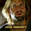 Iphiginia Saberhagen: Cleo jigga whaaat?