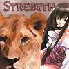 Strength by hbrogan
