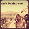 buffy behind you - me