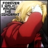 FMA: Ed among the ignorant