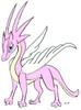 Pinkdramon