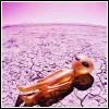 neon alien life weirdness