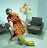 crazy vacuum lady