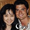 Sheri: Sheri & Chad 2001