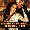 Phantom Touched by an Angel