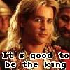 AtG: Good to be king