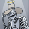 Robot Cowboy Angel
