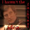 avon - haven't the faintest idea