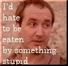 vila - hate to be eaten by something stu