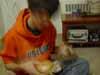 juggling bagels