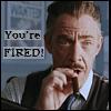 Mitzi: Fired