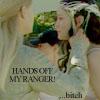 Menel: Legolas - Hands Off!