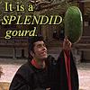 Tsaiko: gourd!